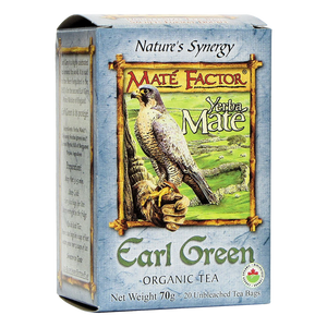 Org. Earl Green Tea Bags - (70g)