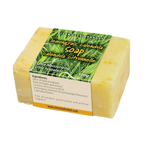 Calendula/Lemon Grass Soap - (100g)