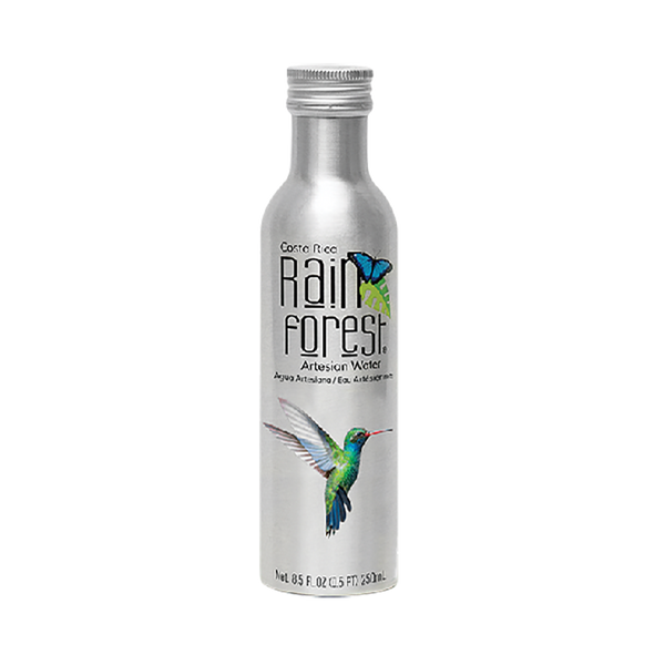 RainForest Water Aluminum - (250ml)