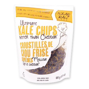Ultimate Kale Chips - Better than Cheddar - (100g)