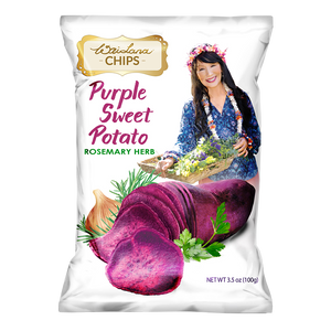 Wai Lana- Purple Sweet Potato- Rosemary Herb- (100g)