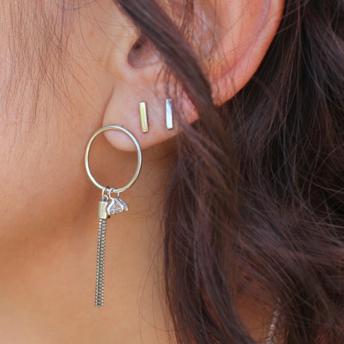 Earring- Simple Line