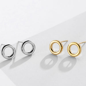 Earring- Simple Circle