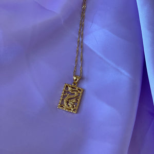 NECKLACE - Dragon Luck
