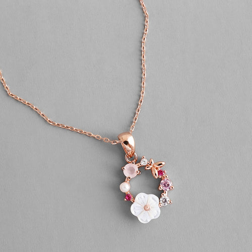 Necklace- Flower
