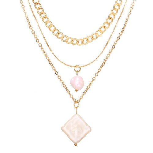 Necklace- Oh Sweet Rosy