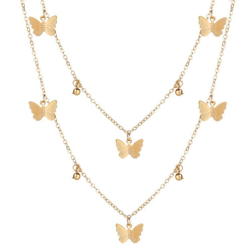 Necklace- Butterfly Heaven