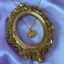 Load image into Gallery viewer, NECKLACE - Golden Sun