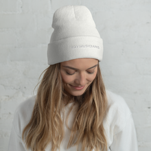 Load image into Gallery viewer, Pay Musicians Cuffed Beanie