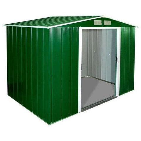 sapphire metal shed