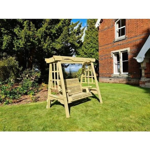 Cottage Two-Seater Garden Swing Seat