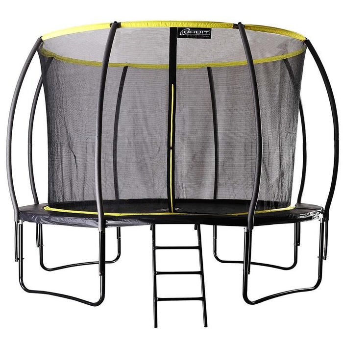 Telster 14FT Orbit Trampoline and Enclosure Package