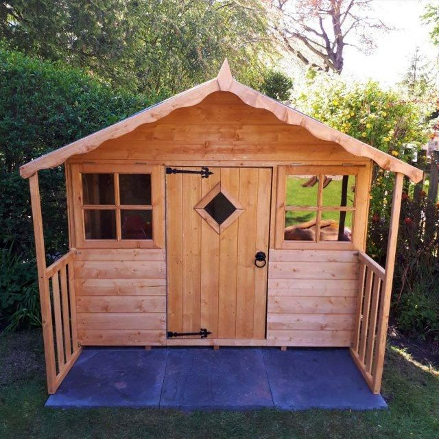 Shire Cubby Playhouse 6x5