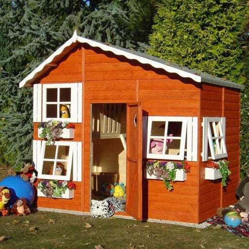 Shire Loft Playhouse 8x6