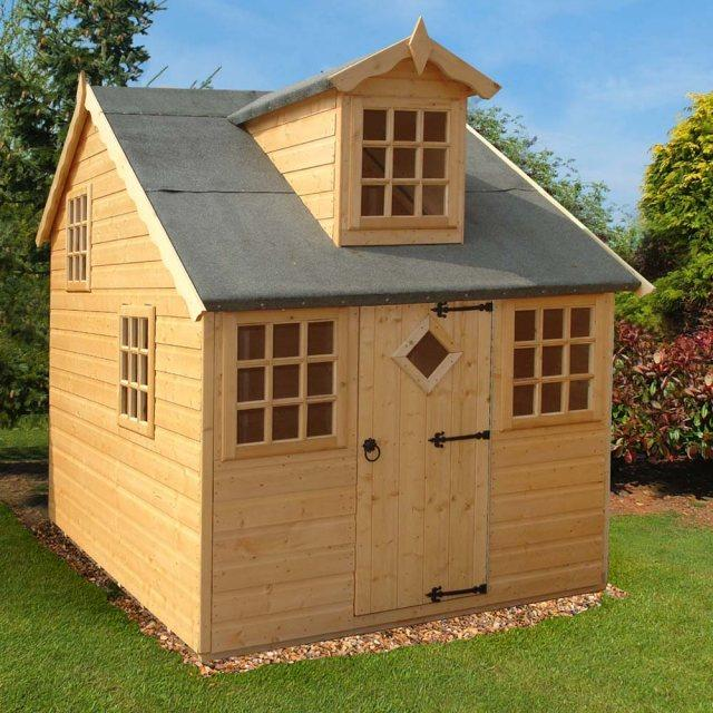 Shire Cottage Playhouse 6x8