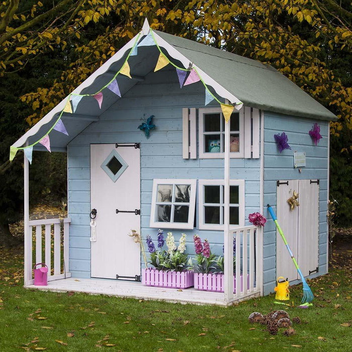 Shire Crib Two Storey Playhouse 7x6