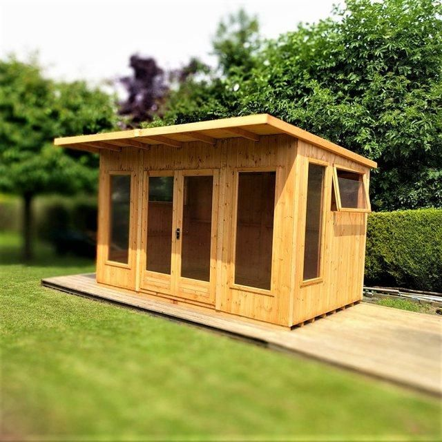 Shire The Miami Summerhouse 12x10