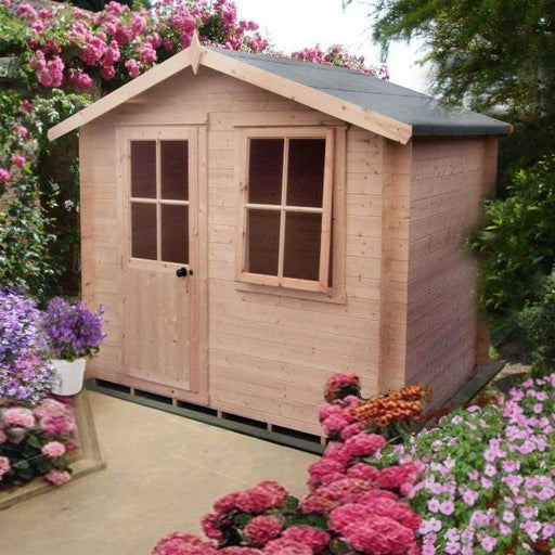 Shire Avesbury Log Cabin 8x6