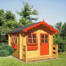 Shire Salcey Log Cabin Playhouse 6x7