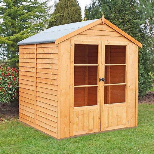 Shire Oatland Overlap Summerhouse 6x6