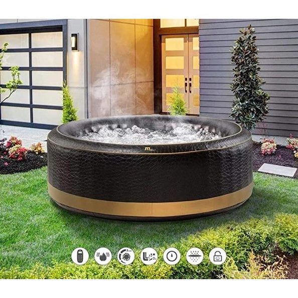 MSpa Exotic Premium Hot Tub 4 people