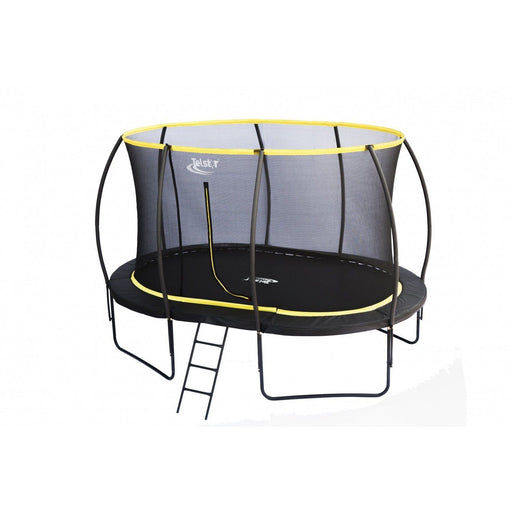 Telster 9FT X 13FT Orbit Oval Trampoline Enclosure Package