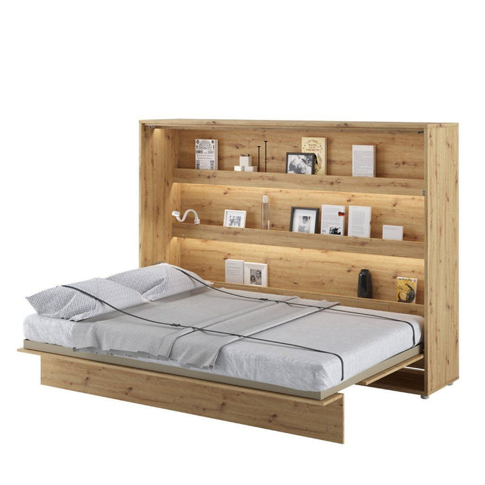 ARTE Horizontal Wall Bed Concept 140cm