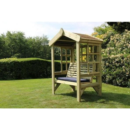 Small Cottage Garden Arbour Trellis