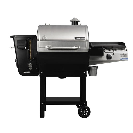 Camp Chef Woodwind 24 Pellet BBQ Grill With Sidekick