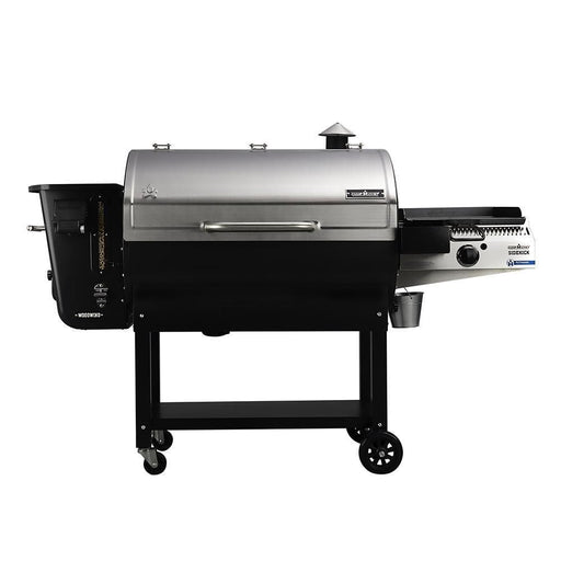 Camp Chef Woodwind 36 Pellet BBQ Grill With Sidekick