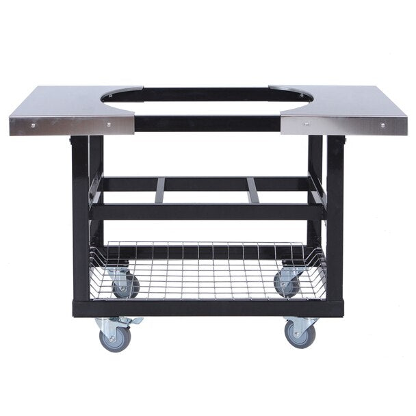 Primo Cart With Side Shelves For Oval LG 300 & XL 400 Grills