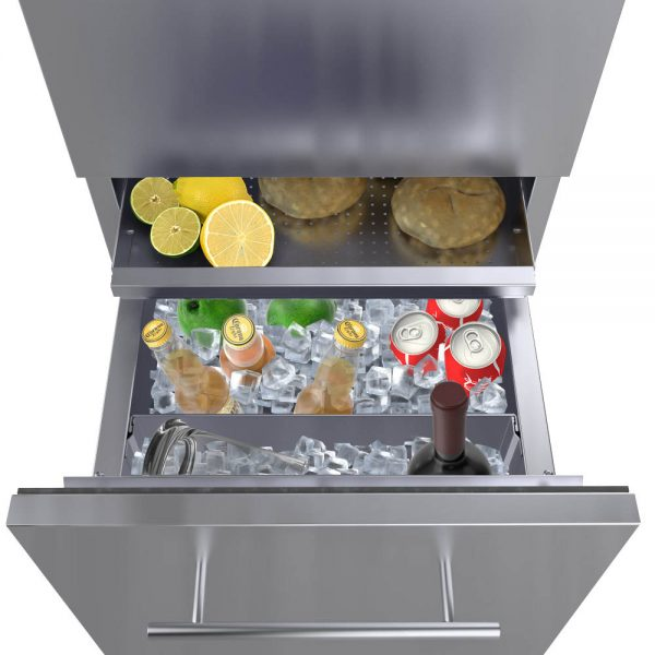 SunStone Outdoor Kitchen Multi Function Cabinet