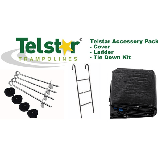 Telstar Ladder and Tie Down Pack