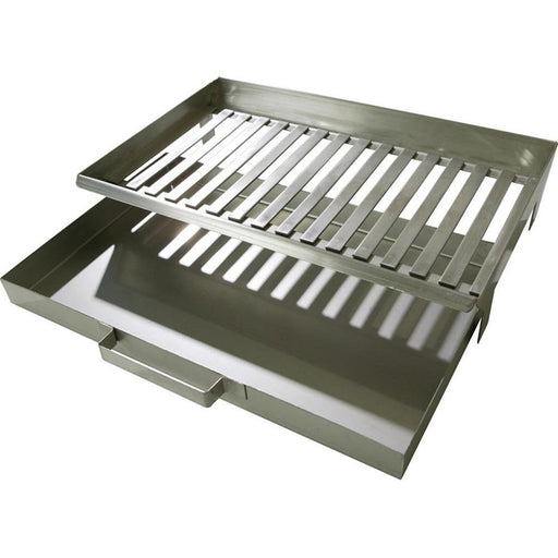Buschbeck Stainless Steel Fire Grate & Ash Pan
