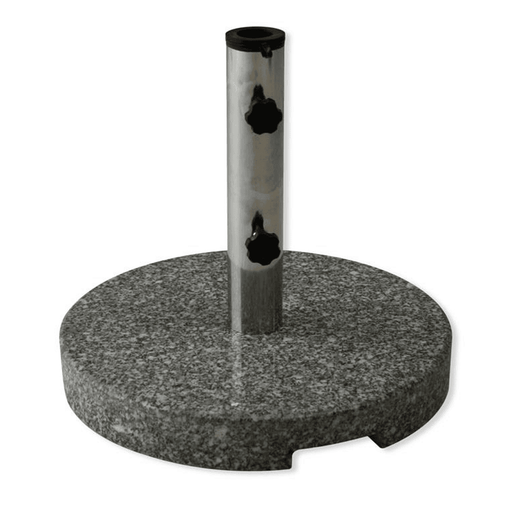 Glatz Granite Parasol Base - gardenandpatio