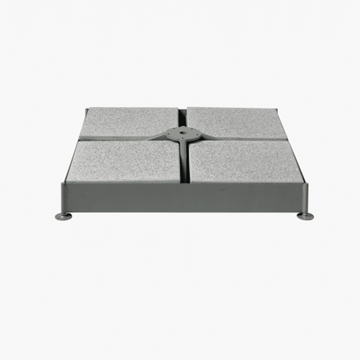 Glatz Static Base with Granite Inserts - gardenandpatio