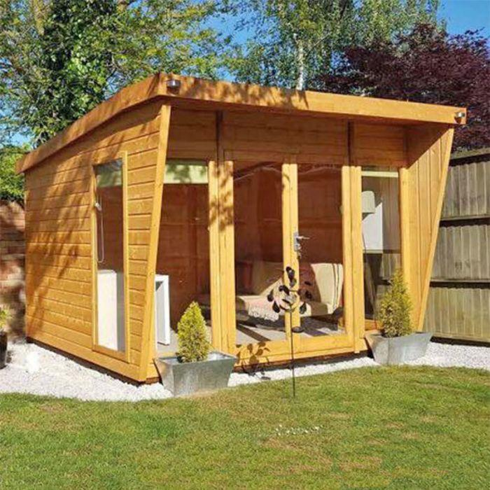 Shire Highclere Summerhouse 10x10