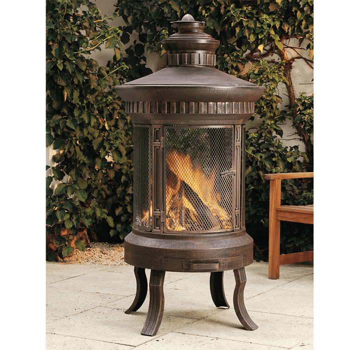 Lifestyle Appliances Prestige Fire Pit - gardenandpatio