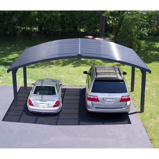 Palram Arizona Breeze 19 x 16 ft Double Carport