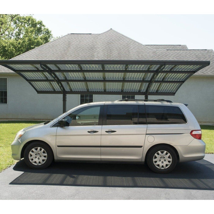 Palram Arizona Wave 10 x 16 ft Carport