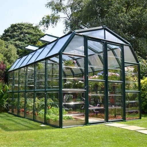 Palram Grand Gardener Clear 8x12 Greenhouse