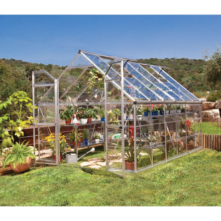 Palram Octave 8 x 12 ft Greenhouse