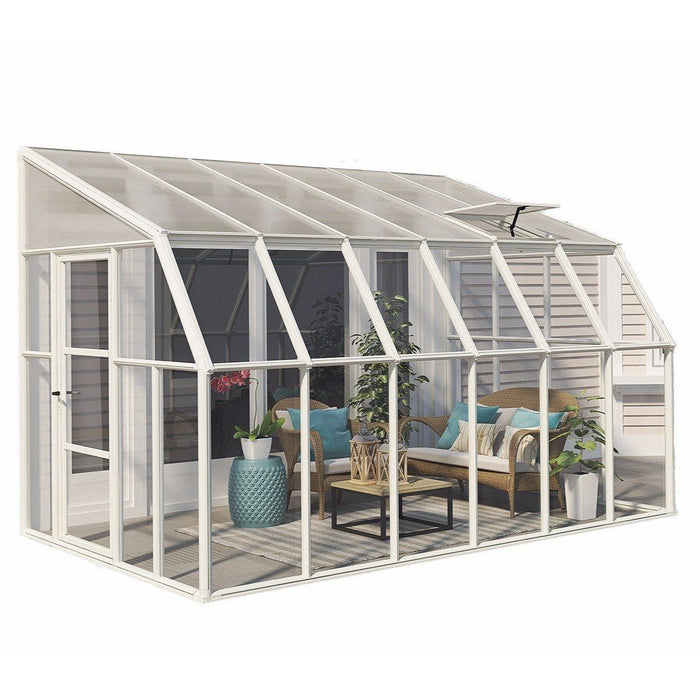 Palram Rion 8 x 12 ft Sun Room