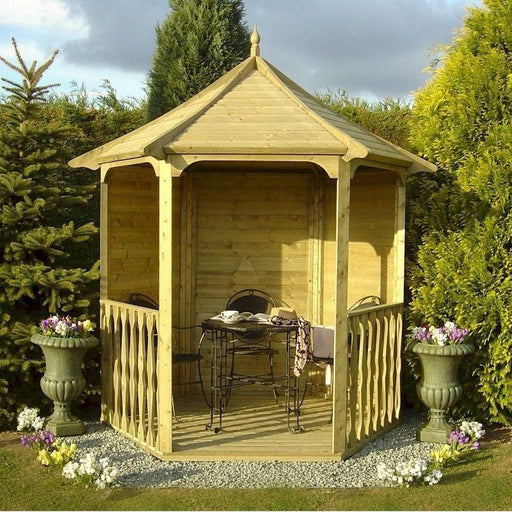 Shire Arbour Pressure Treated Summerhouse