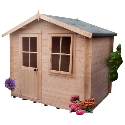 Shire Avesbury Log Cabin 9x9