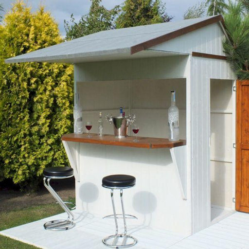 Shire Garden Bar Apex 6x4