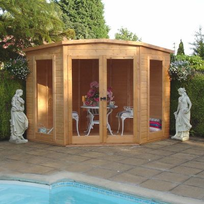 Shire Barclay Summerhouse 7x7