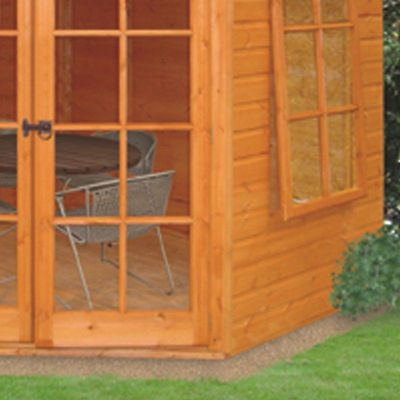 Shire Hampton Summerhouse 10x10