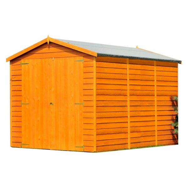 Shire Overlap Garden Shed 12x6 No Windows