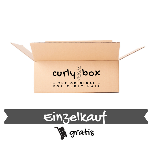 CURLY BOX for thick hair - One-time purchase